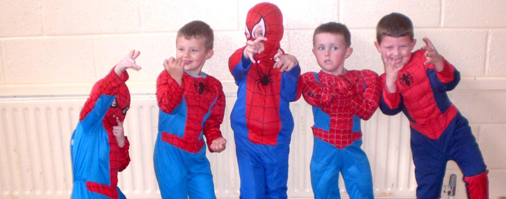 spidermen